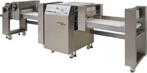 Линия бесстрессового производство тестового полотна (Smartline PSS 620)