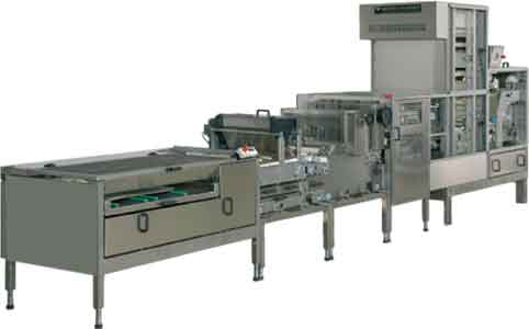 Линия производства булочек (Multiroll Basic Line)