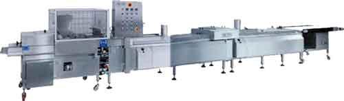 Линия производства пончиков автоматическая (E)