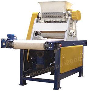 Машина формовки сухарных плит (МСП-2Р)