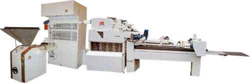 Линия производства тестовых заготовок автоматическая (GATZ600 Borelax)