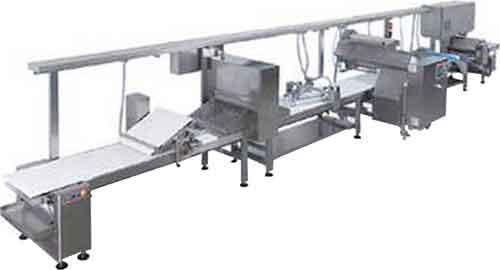 Линия производства хлебобулочных и кондитерских изделий (Topline)