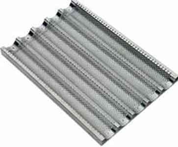 Противень вторичного выпекания (Aluminium)