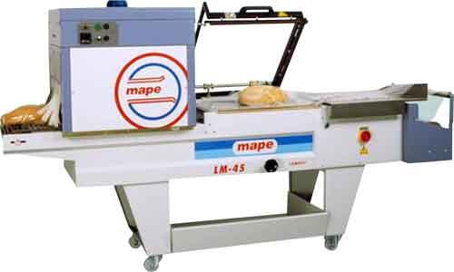 Автомат горизонтальный упаковочный (LM-45 Compact)