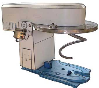Машина тестомесильная (ТМД-330)
