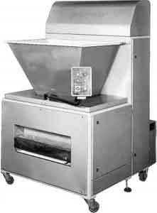 Тестоделитель вакуумно-поршневой автоматический (DPG5)