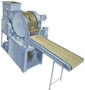 Тестоделитель пневматический роторный (РТ-2)