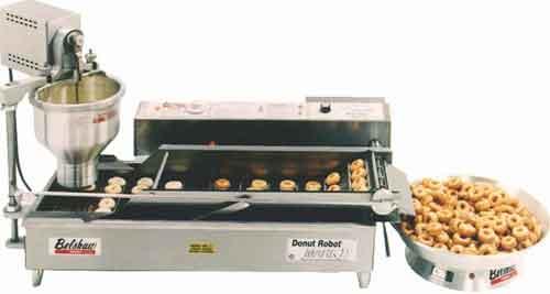 Линия производства пончиков автоматическая (Mark 2)