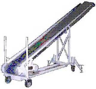 Транспортер подъёмный передвижной (ТПП-400)