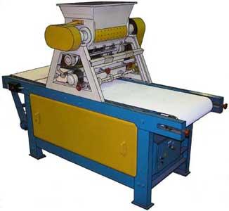 Машина изготовления сухарных плит (МСП-2Р)