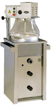Миксер-плита для поленты с распределителем муки (Avancini M)