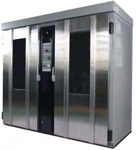 Шкаф расстоечный двухдверный  (ШР-2)
