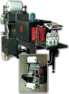 Автомат горизонтальный групповой упаковки (ВАЭМ)