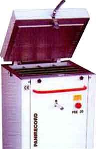 Тестоделитель гидравлический полуавтоматический (PRE 20)