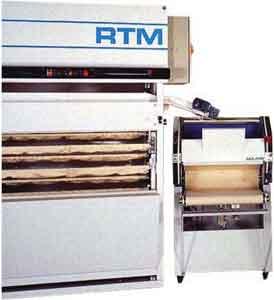 Шкаф промежуточной расстойки полуавтоматический (RTM Semi Automatic)
