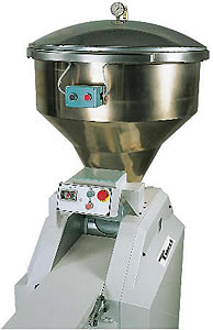 Бункер под давлением для объемных тестоделителей (Turri TR 220/P)