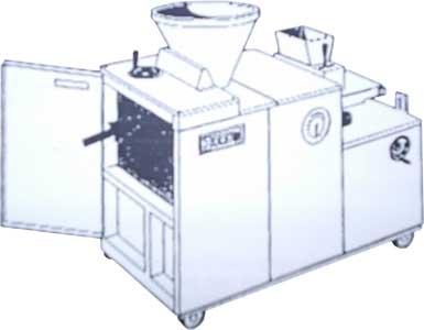 Тестоделитель вакуумный (Megatherm)