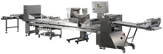 Линия для производства слоёных изделий  (Top-Line)
