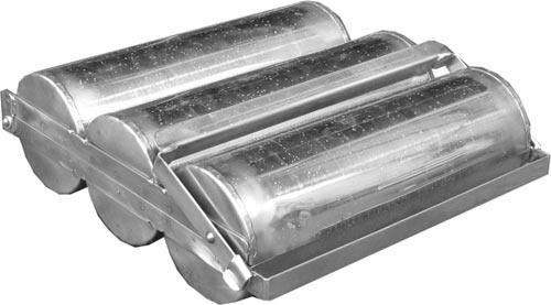 Форма тостовая цилиндрическая (Техлен)