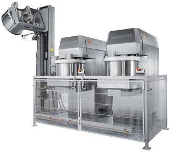 Система для приготовления теста автоматизированная (Power Roll System)