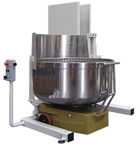 Дежеподъемоопрокидыватель гидравлический (Sottoriva SRC)