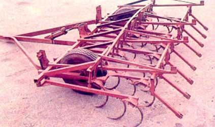 Культиватор (КП-4)