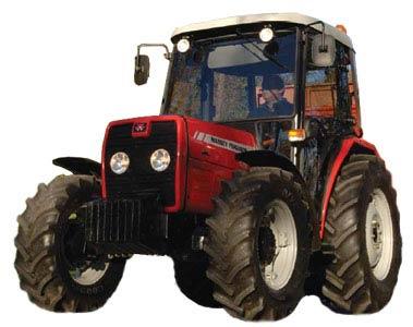 Трактор (MF 400)