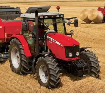 Трактор (MF 5400)