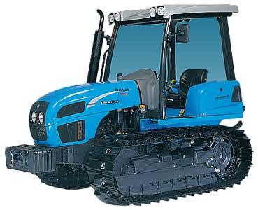 Трактор гусеничный (Trekker)