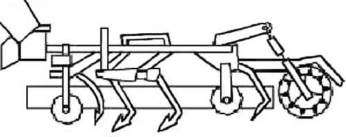 Агрегат комбинированный для предпосевной обработки почвы (АК-3,0(4,4))