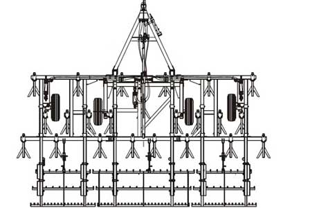 Культиватор (КПС-8,1)