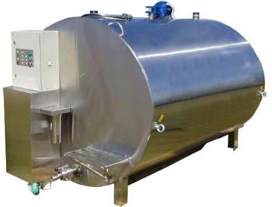 Установка охлаждения молока (УНОМ(З))
