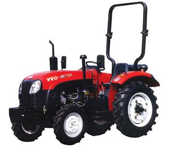 Трактор колёсный (YTO-ME)