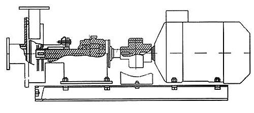 Насос кормовой (НУ-1)