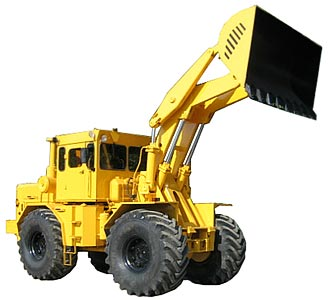 Погрузчик универсальный на трактор К-701 (П 4/85)