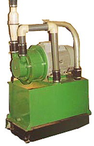 Установка вакуумная водокольцевая (УВВ-Ф-60Д)