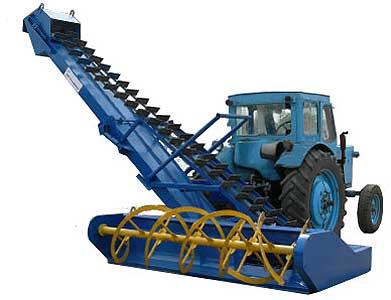 Погрузчик зерна навесной (ПЗН-250)