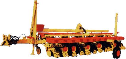Сеялка кукурузная (СКПП-12)