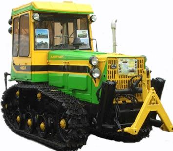 Трактор сельскохозяйственный гусеничный общего назначения (Т401А (4А.01))