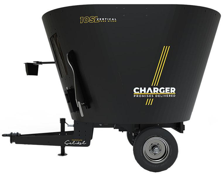 Смеситель-кормораздатчик вертикальный (Charger)
