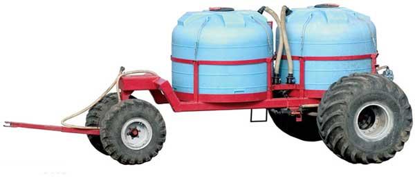Агрегат для внесения жидких удобрений (АВЖУ-2АС)
