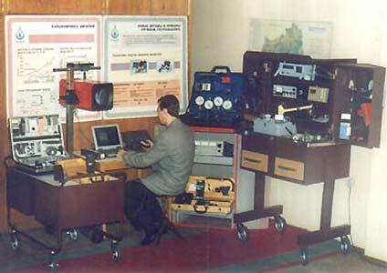 Пост (комплект средств) техсервиса МТП универсальный стационарный (КИ-28065М)