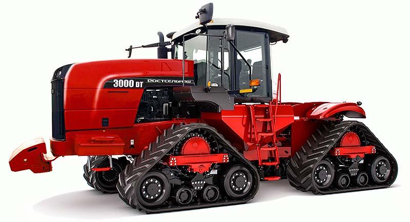 Трактор (3000 DT )