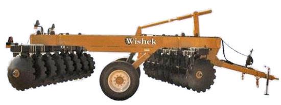 Борона дисковая тяжелая (Wishek Y2000)