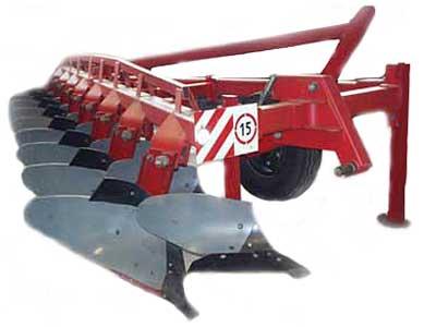 Плуг 4-8-ми копрусный рыхлитель универсальный навесной (ПРУН-4(5, 8)-45)
