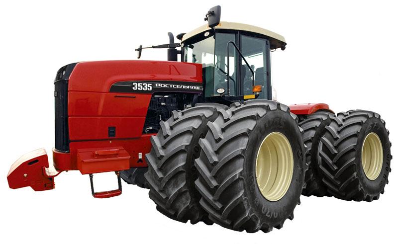 Трактор полноприводный (Серия 3000)