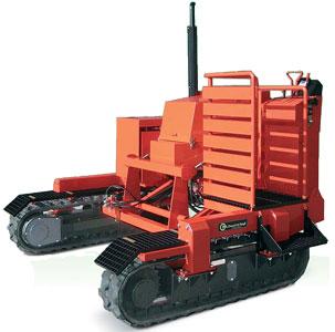 Трактор гусеничный (Rio 31)