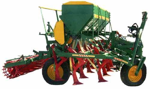 Сеялка зерновая стерневая (СЗС-2,8)