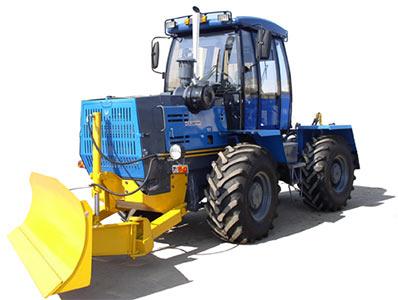 Трактор (ОрТЗ-150к)