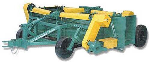 Ботвоудалитель (УБС-6А)